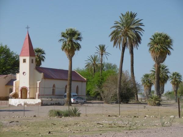 Hoachanas Church